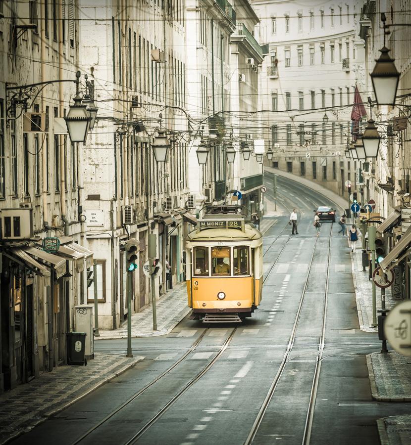 """фото """"Старый трамвай"""" метки: город,"""
