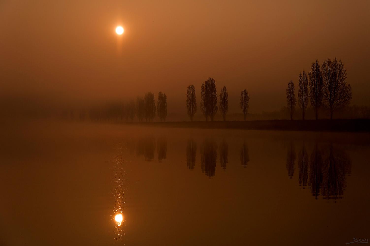 """фото """"In the morning"""" метки: пейзаж,"""