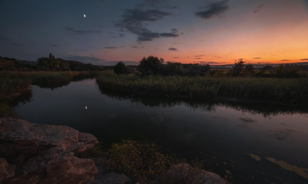 """фото """"У тихой воды,среди тишины..."""" метки: пейзаж,"""