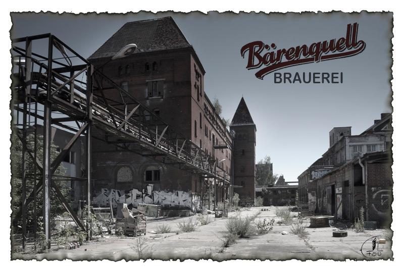 """фото """"Пивоварня Бэренкуелл"""" метки: ретро, архитектура, путешествия, baerenquell, barenquell, brewery, Берлин, Завод, абандон, германия, заброшка, пивоварня"""