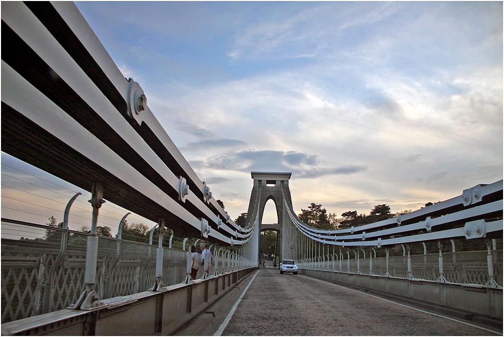 """фото """"Широкие объятия."""" метки: архитектура, перспектива мосты"""