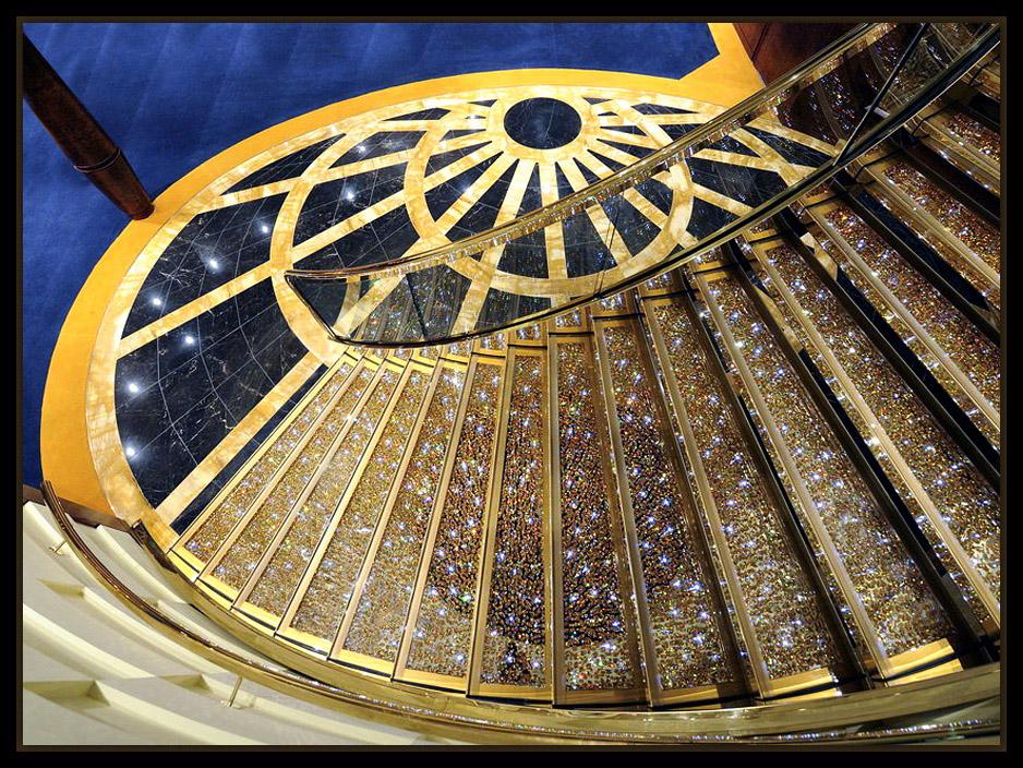 "фото ""MSC Fantasia"" метки: архитектура, интерьер, путешествия,"