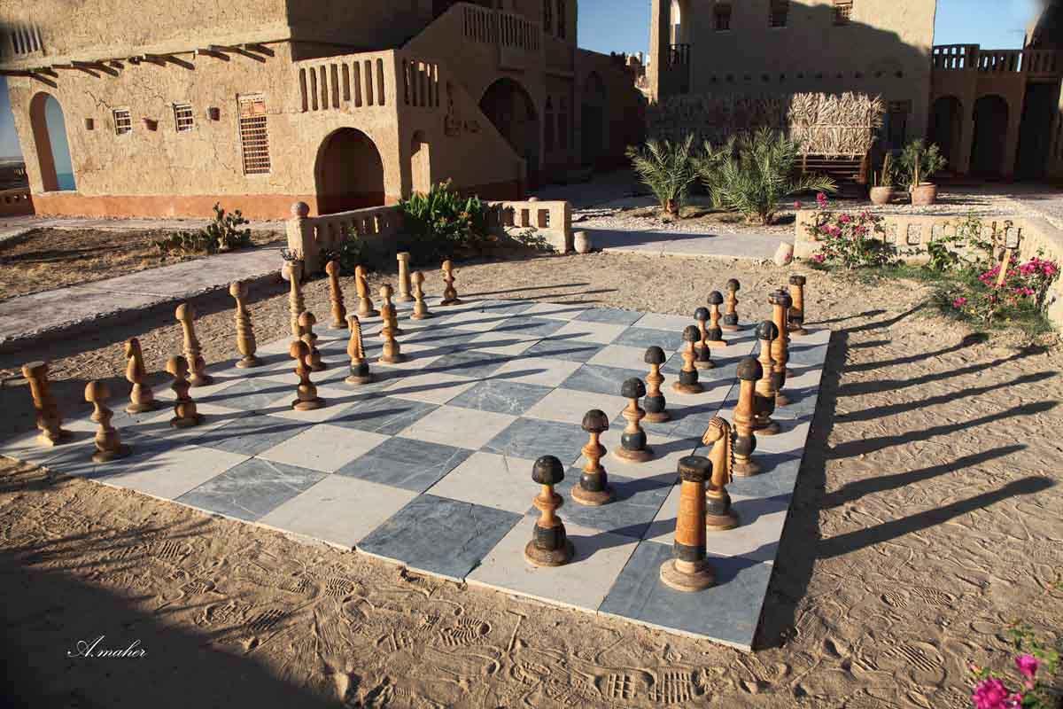 """фото """"chess"""" метки: пейзаж,"""
