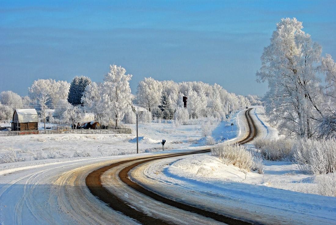"""фото """"Мороз и солнце, день чудесный !"""" метки: пейзаж, природа,"""