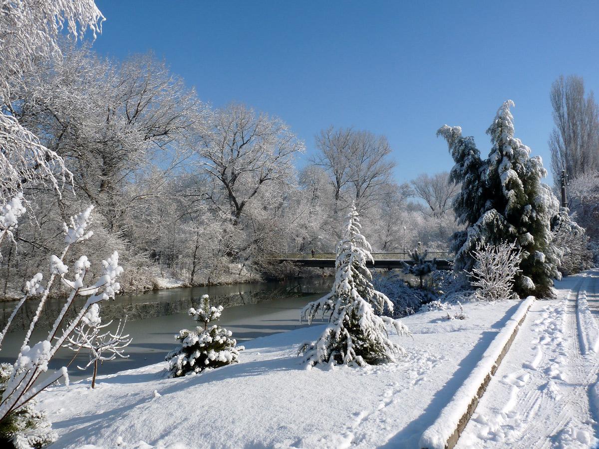 """фото """"***"""" метки: город, зима"""