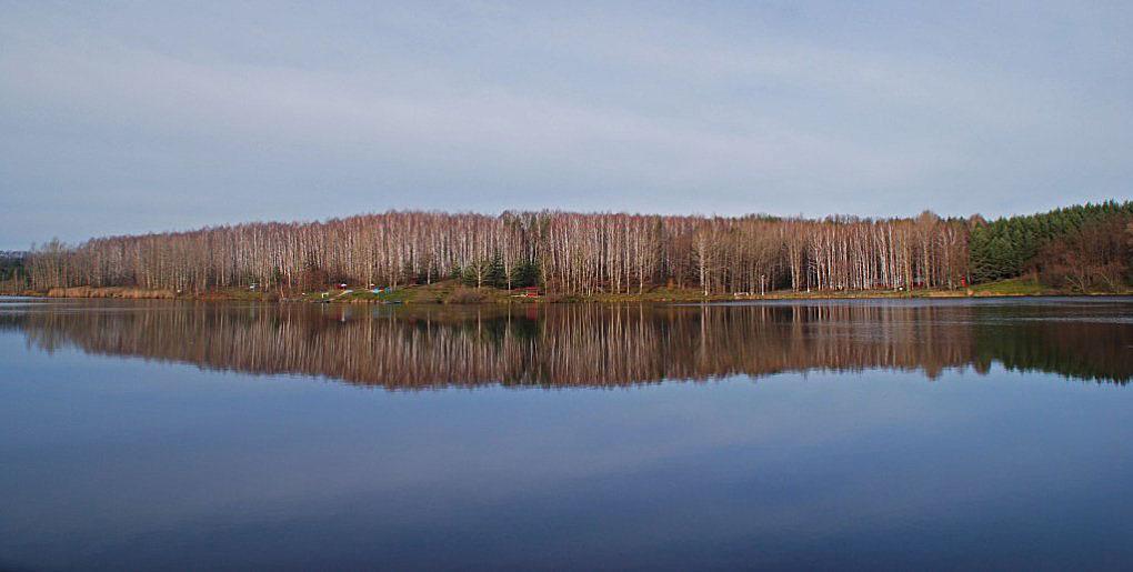 """фото """"Зеркальное отражение"""" метки: пейзаж,"""