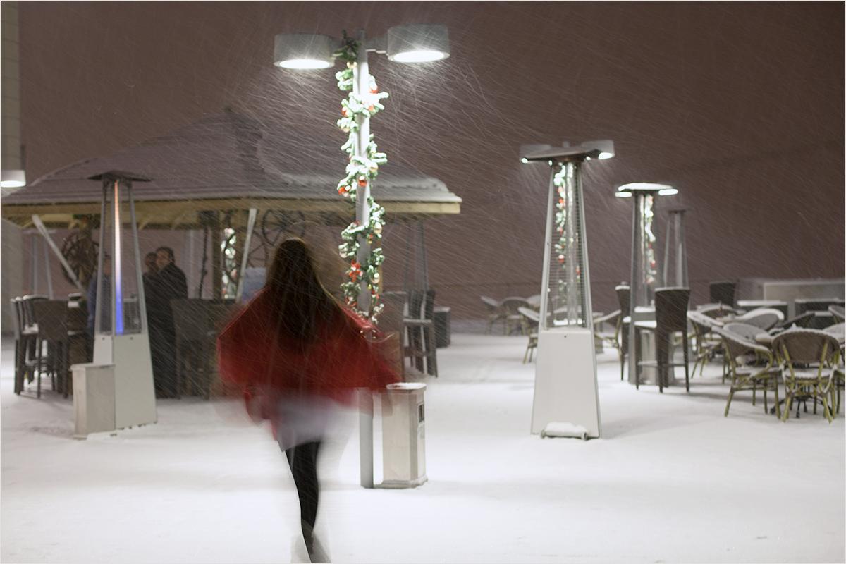 "фото ""***"" метки: разное, зима, снегопад"