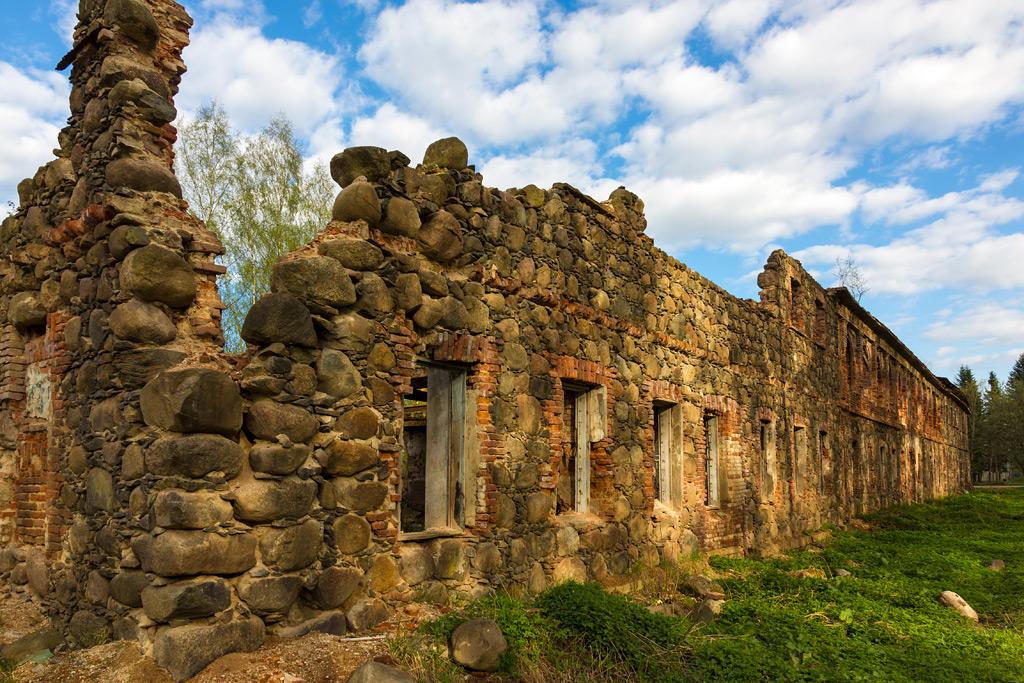 Фото домов старинных деревень белевского уезда