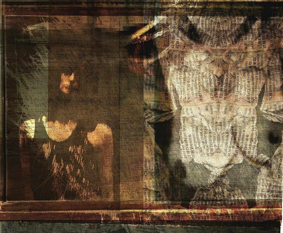 "фото ""poupée"" метки: digital art, Art, color, digital, nudes, paint, photomanipulation, surrealist, woman"