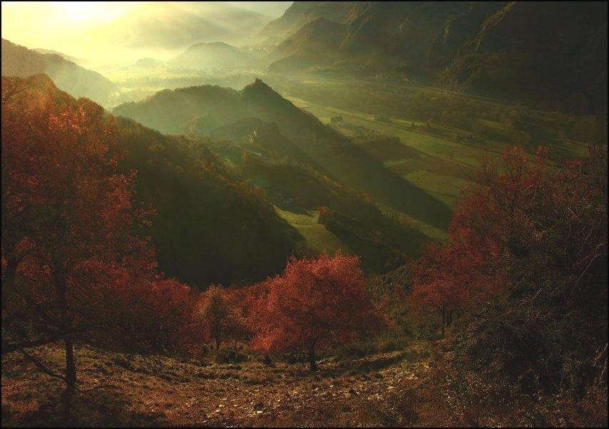"фото ""color"" метки: пейзаж, Art, color, landscapes, numeric, photography, горы, зима"