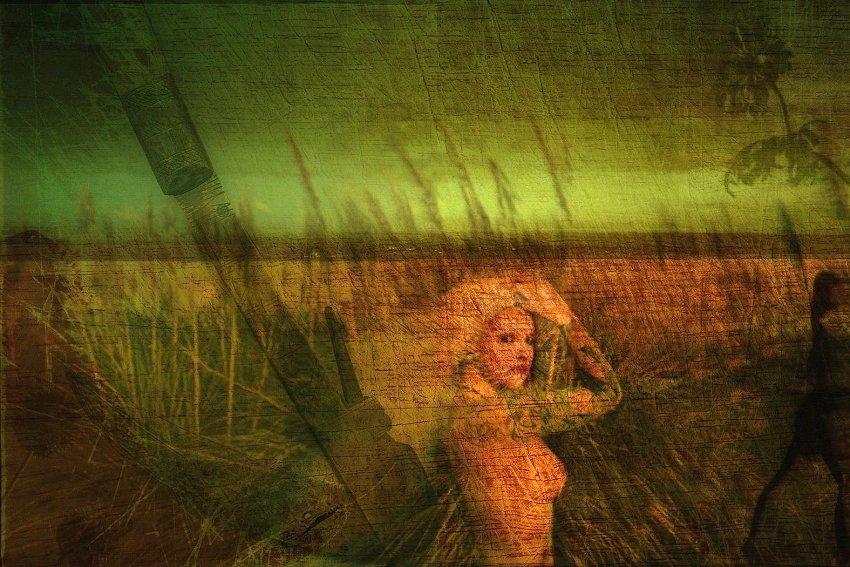 "фото ""eden"" метки: digital art, Art, artistic, body, color, digital, nudes, numeric, paint, photography, surrealist, woman"