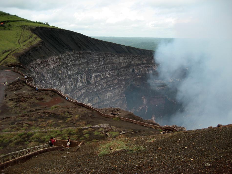 "фото ""Masaya volcano"" метки: пейзаж, путешествия, volcano"