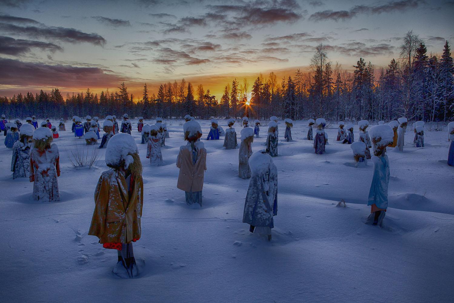 """фото """"Forest people"""" метки: пейзаж,"""