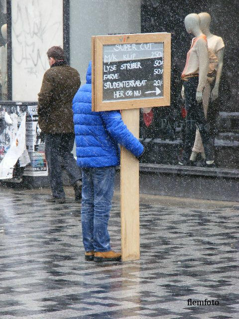 "photo ""Winter city"" tags: city, Europe"