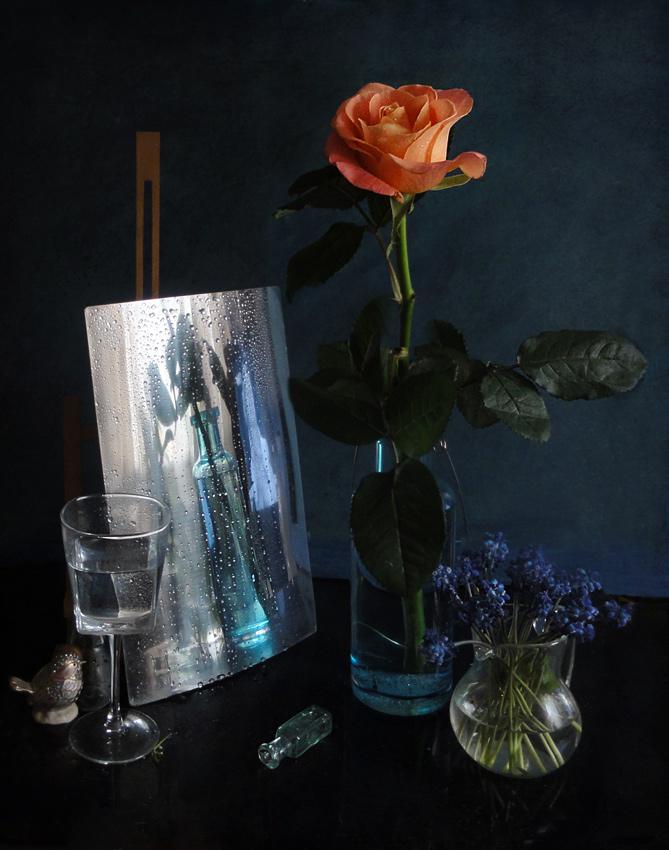 """фото """"Задумчиво стояла роза"""" метки: ,"""