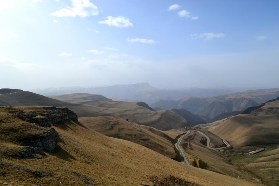 """фото """"Просторы Кавказа"""" метки: пейзаж, путешествия,"""