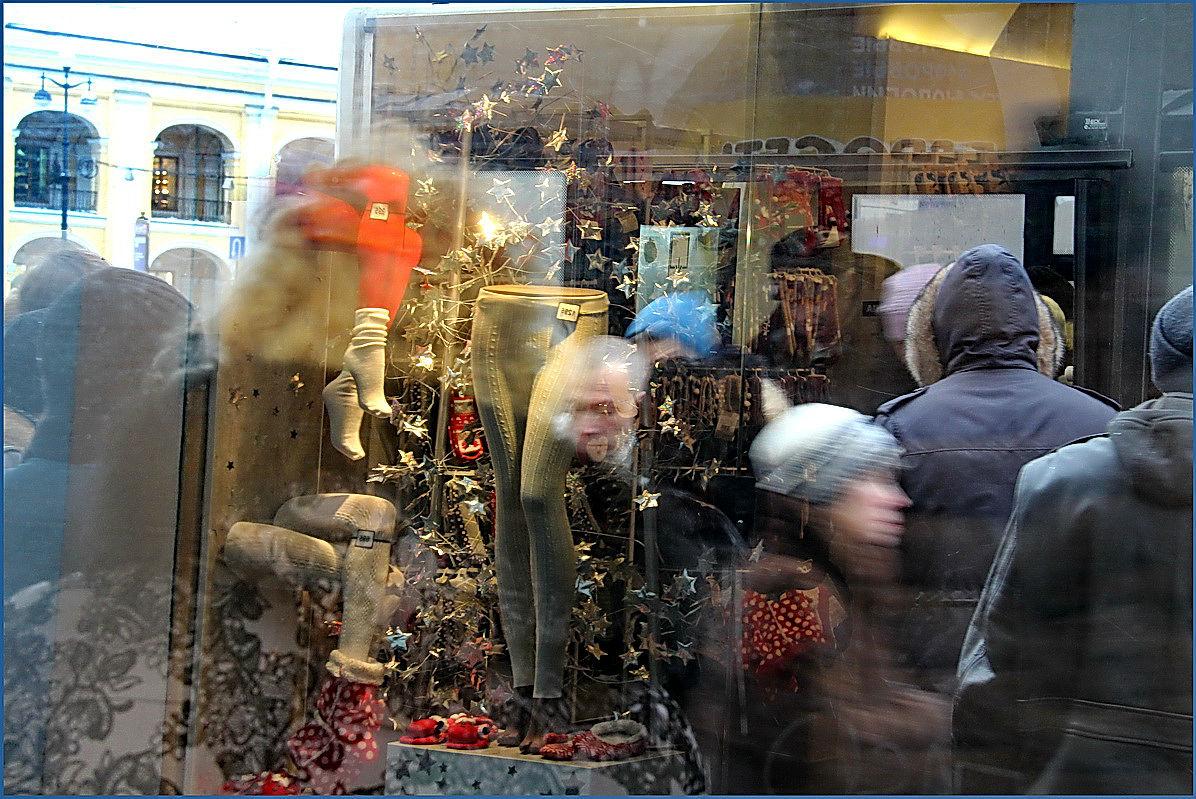 """фото """"Броуновское движение *"""" метки: , движение, отражение"""