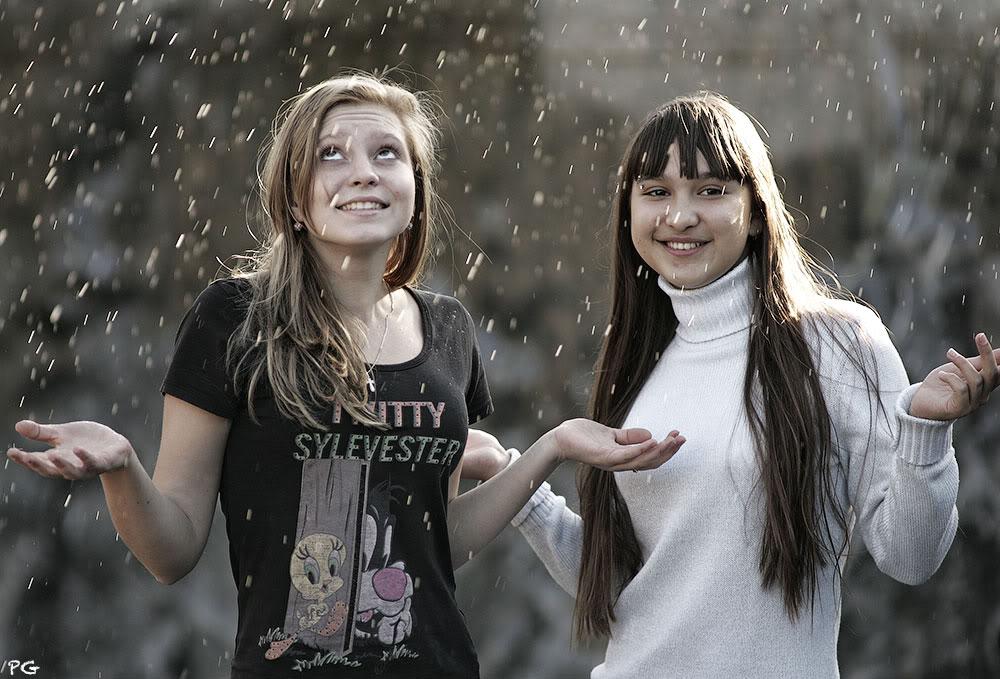 """фото """"girls."""" метки: портрет, жанр, стрит-фото, настроение"""