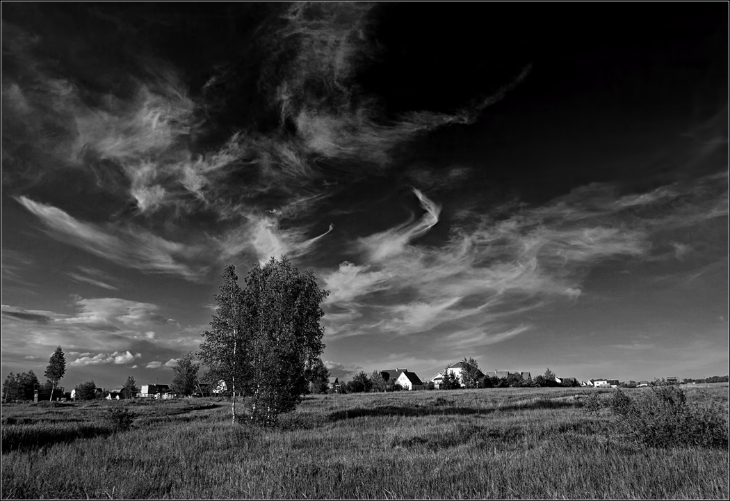 "photo ""***"" tags: landscape, misc., black&white,"