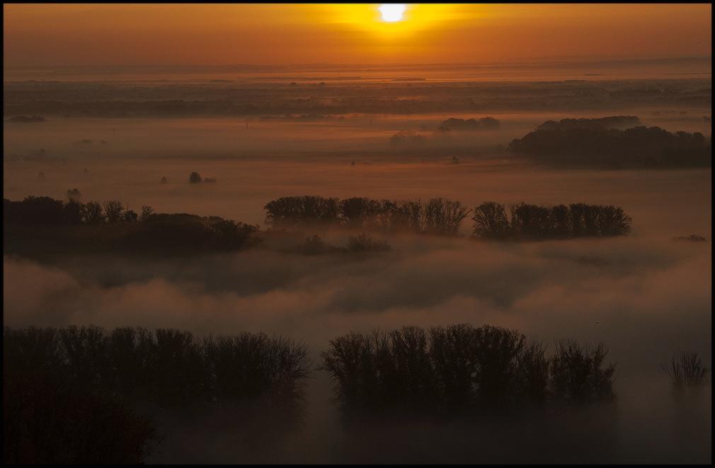 """фото """"Утро туманное..."""" метки: пейзаж,"""