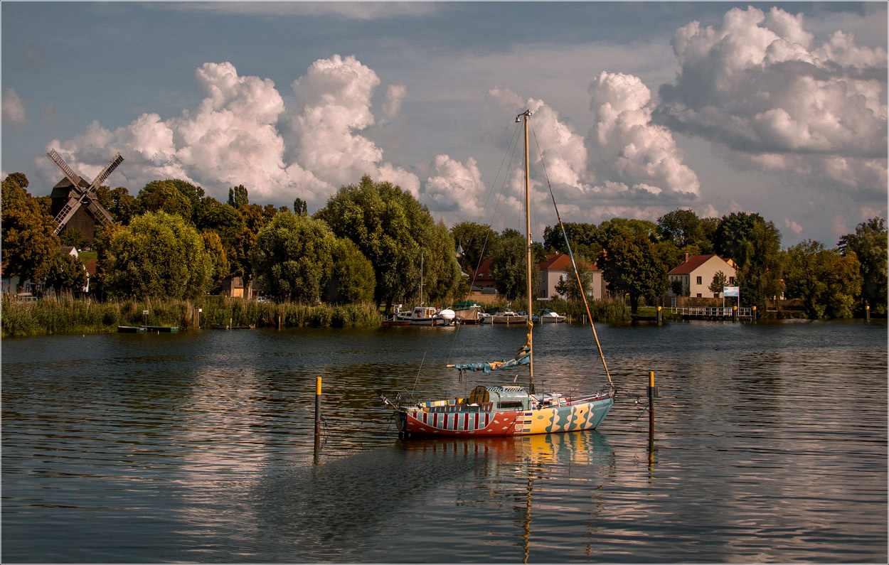 "photo ""***"" tags: landscape, Europe, clouds, foto liubos, summer, water, германия"