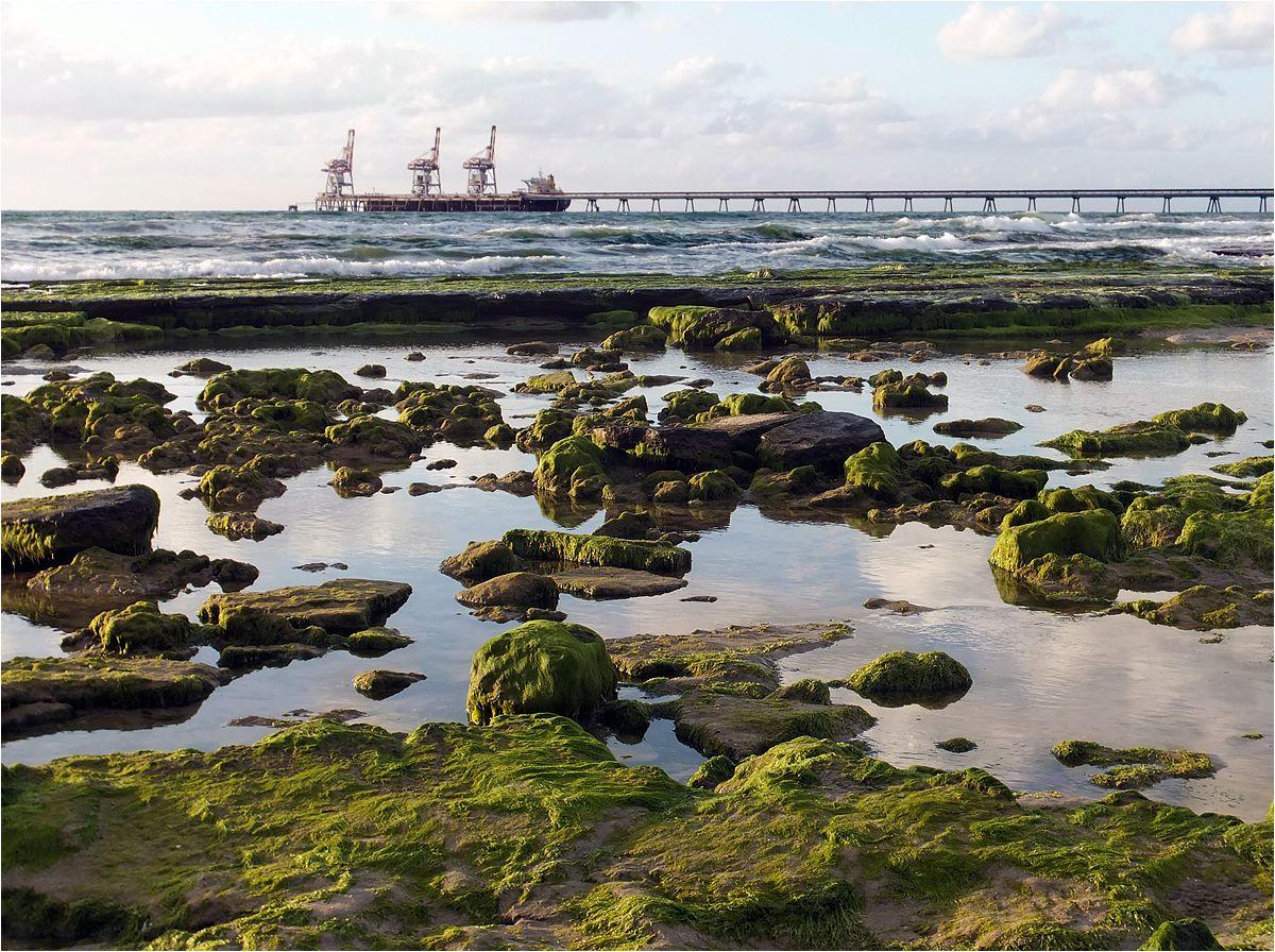 "фото ""Отлив"" метки: природа, Mediterranian see, Средиземное море"