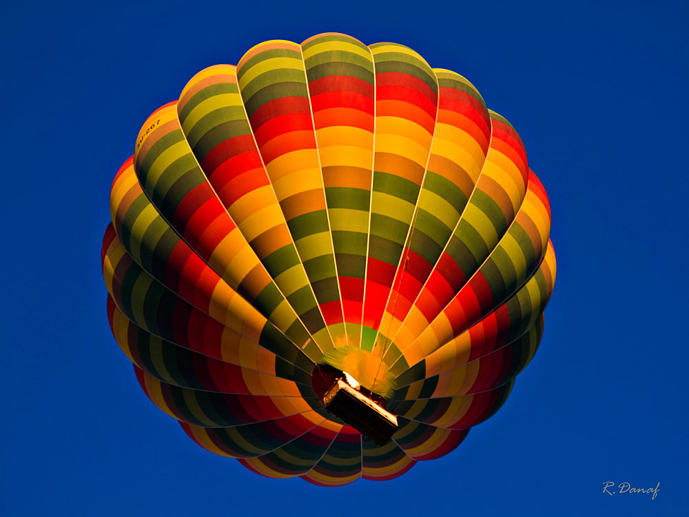 "photo ""Hot air balloon 02"" tags: travel,"