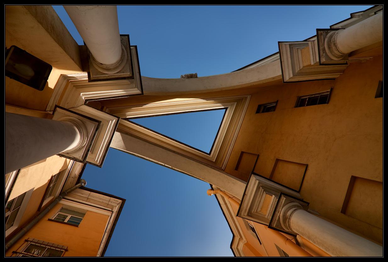 """фото """"Посмотреть наверх"""" метки: архитектура,"""