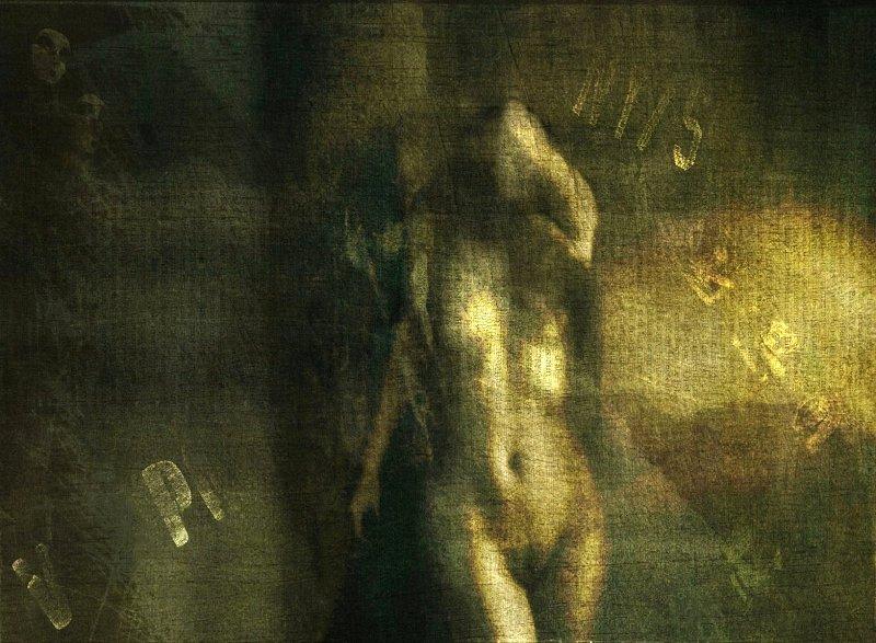 "фото ""freedom"" метки: ню, абстракция, Art, color, dark, fine art, nudes, numeric, paint, photography, photomanipulation, surrealist, woman"