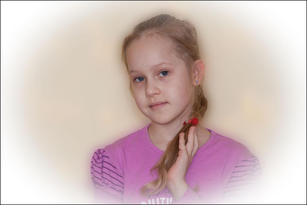 "фото ""Аленушка"" метки: портрет, дети"