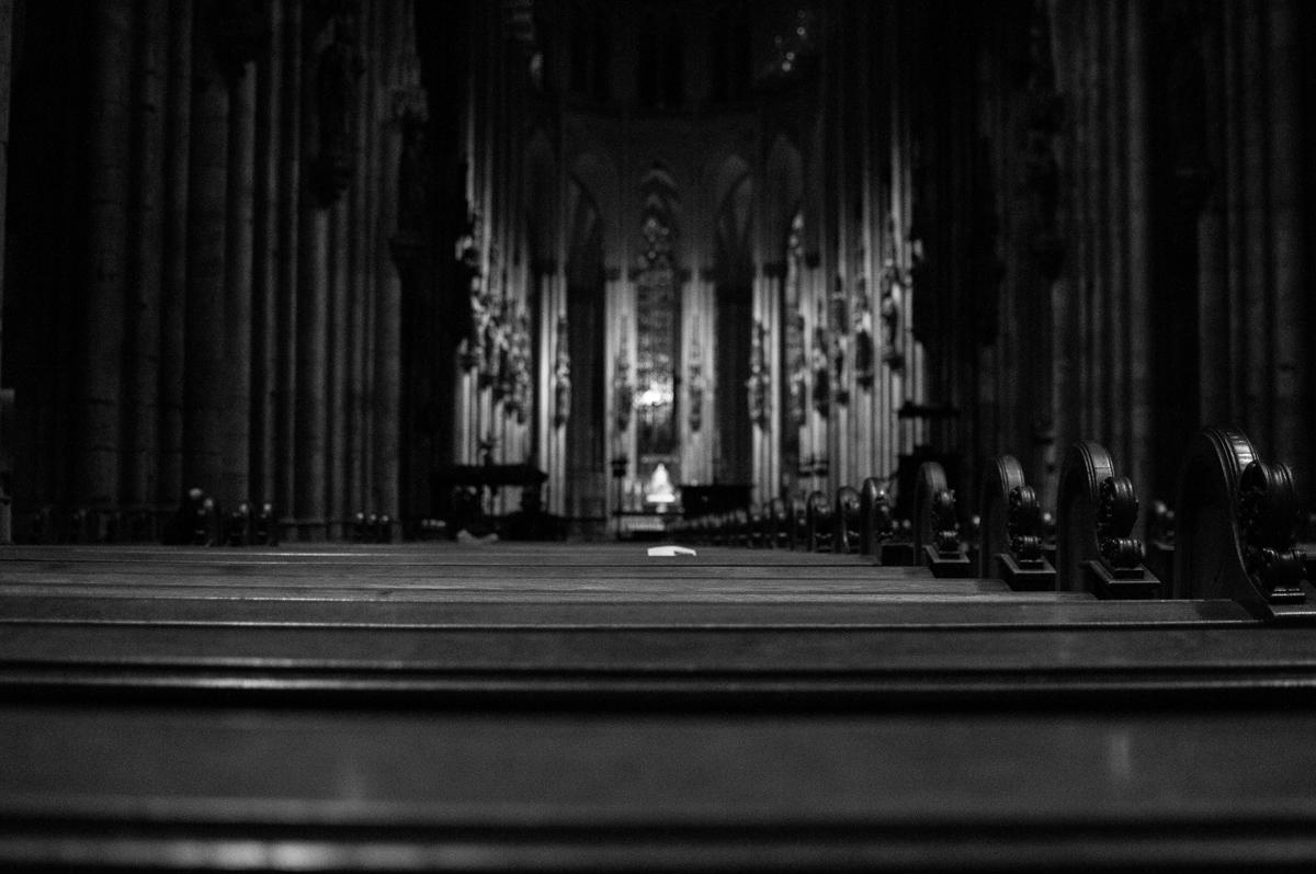 "фото ""Кёльнский собор"" метки: архитектура, интерьер, Европа, германия, собор"