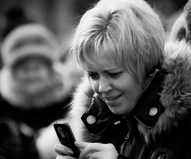 """фото """"Хорошие новости..."""" метки: портрет, репортаж, черно-белые,"""