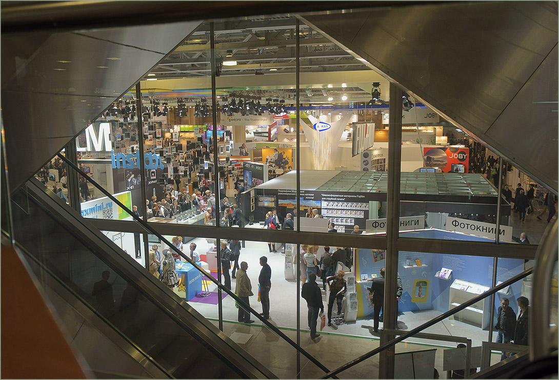 "фото ""Фотофорум 2013. Крокус Експо"" метки: репортаж, жизнь ФФ, Consumer ElectronicsPhoto Expo, Крокус Експо, Фотофорум, выставка"