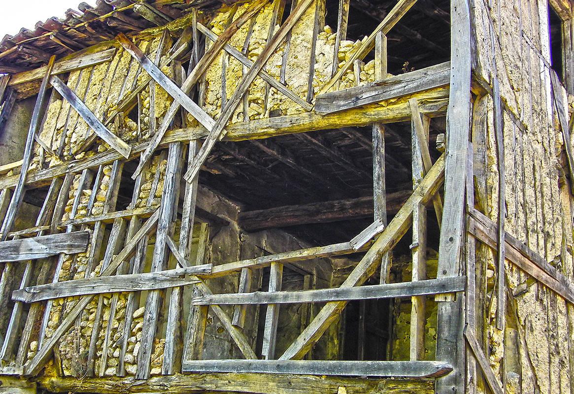 """фото """"Wood + stone = Home"""" метки: архитектура,"""