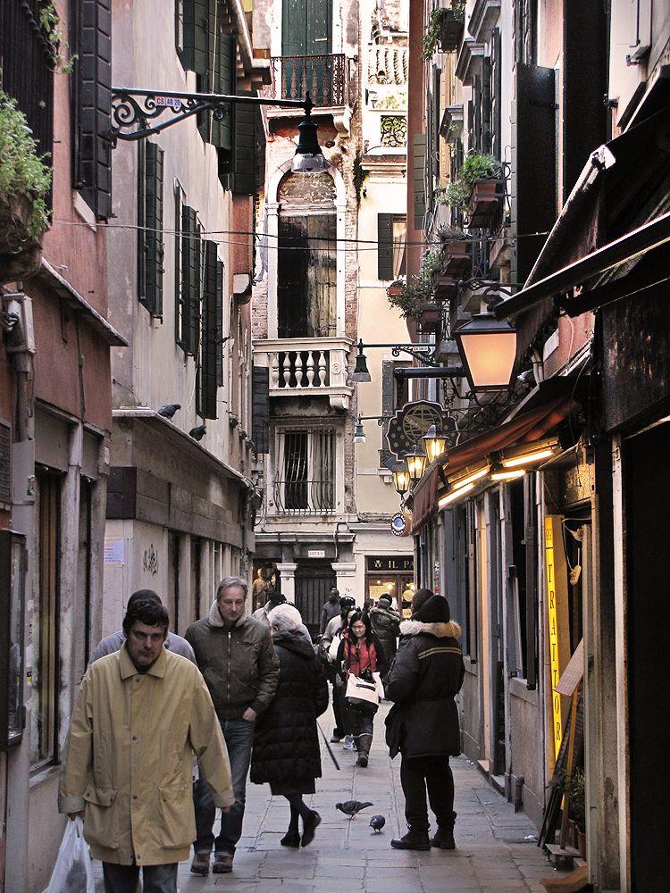 "фото ""Улочки Венеции. #2"" метки: стрит-фото, жанр, город, Венеция, Европа, Италия"