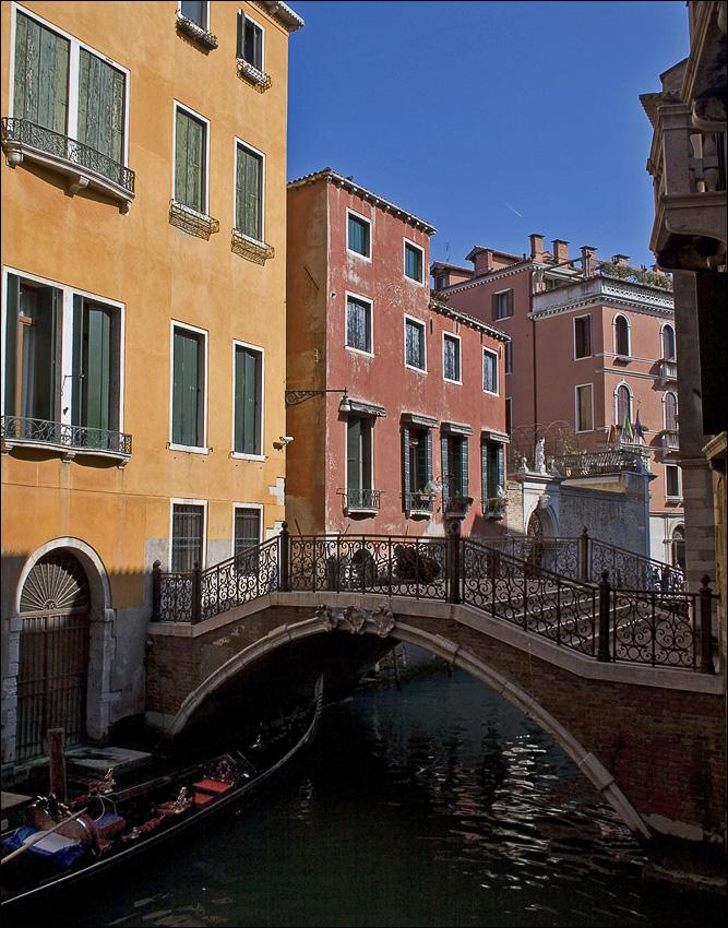 """фото """"мостик из Венеции"""" метки: архитектура,"""