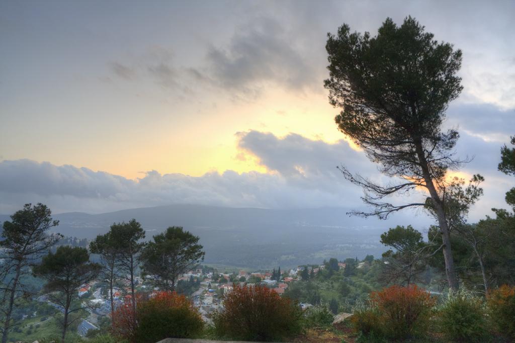 """фото """"View from mount Knaan (2)"""" метки: пейзаж,"""