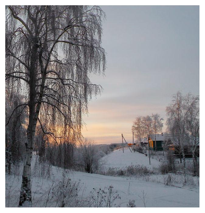 """фото """"Зимняя пастораль"""" метки: пейзаж, природа, путешествия,"""