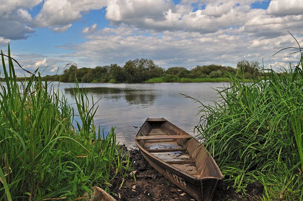 """фото """"***"""" метки: пейзаж, вода, лето, облака"""