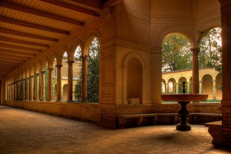 "фото ""Potsdam"" метки: архитектура, путешествия,"