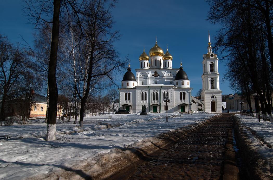"фото ""Успенский Собор"" метки: архитектура,"