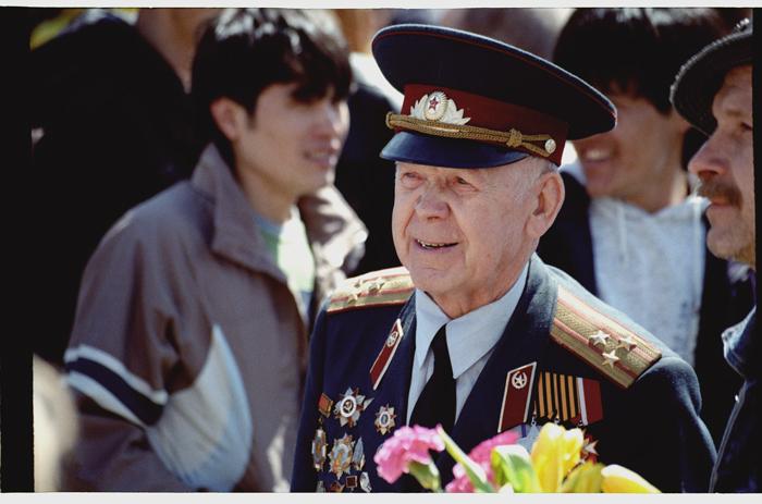 """фото """"Полковник.( 9 МАЯ 2011г.)"""" метки: репортаж,"""