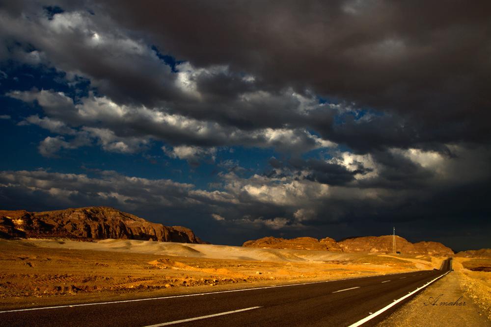 """фото """"THE ROAD"""" метки: пейзаж,"""