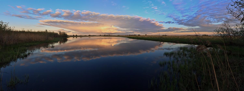 "фото ""Небесный тюльпан"" метки: пейзаж, панорама,"