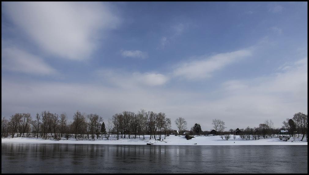 "фото ""Весна..."" метки: пейзаж,"