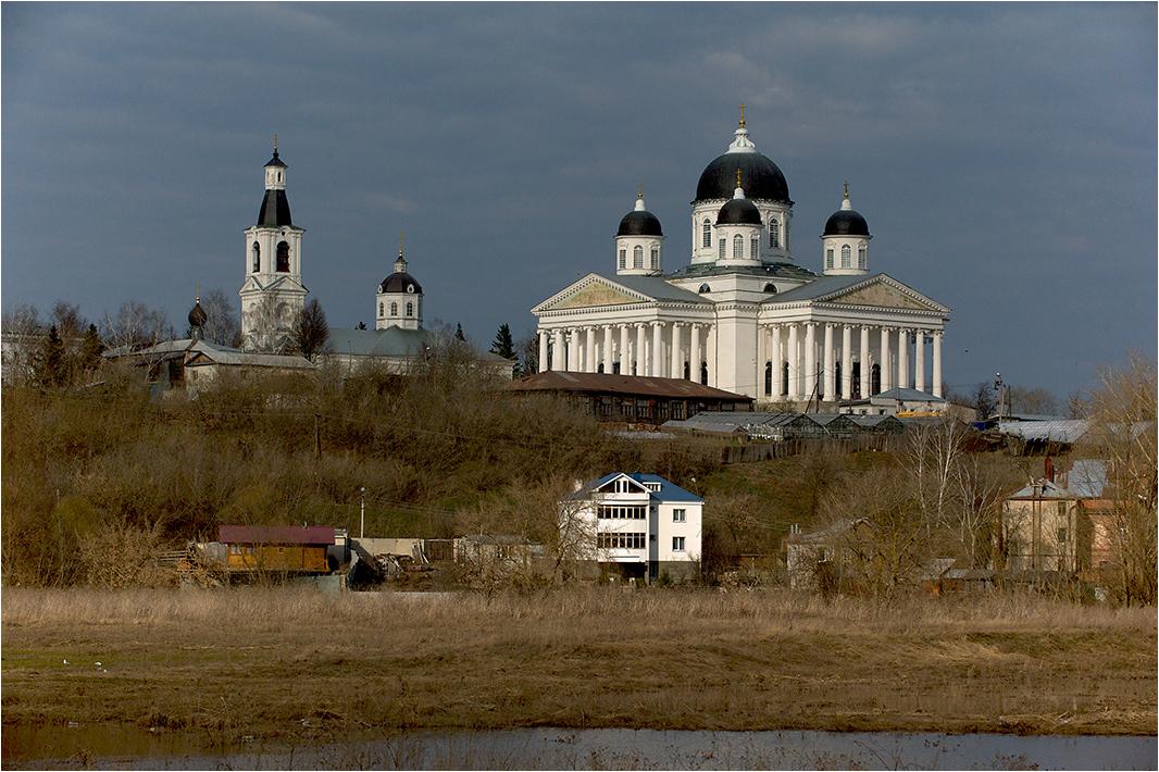 "фото ""Блеск и нищета..."" метки: пейзаж, архитектура, путешествия, храм"