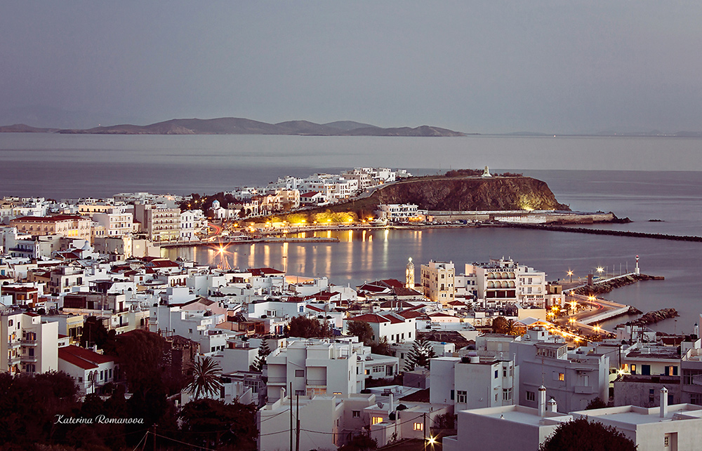 """фото """"***"""" метки: пейзаж, путешествия, Греция, Европа, Тинос, вид, закат, море, остров"""