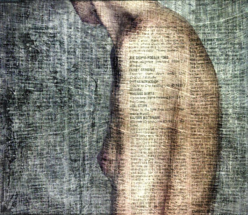 "photo ""mother"" tags: digital art, nude, Art, Collage, digital, fine art, nudes, numeric, photography, surrealist, woman"