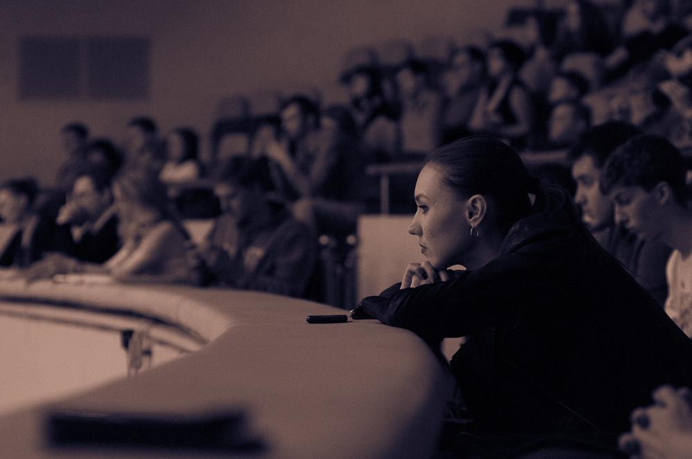 "photo ""Аudience"" tags: genre, reporting, зрители, зрительный зал"