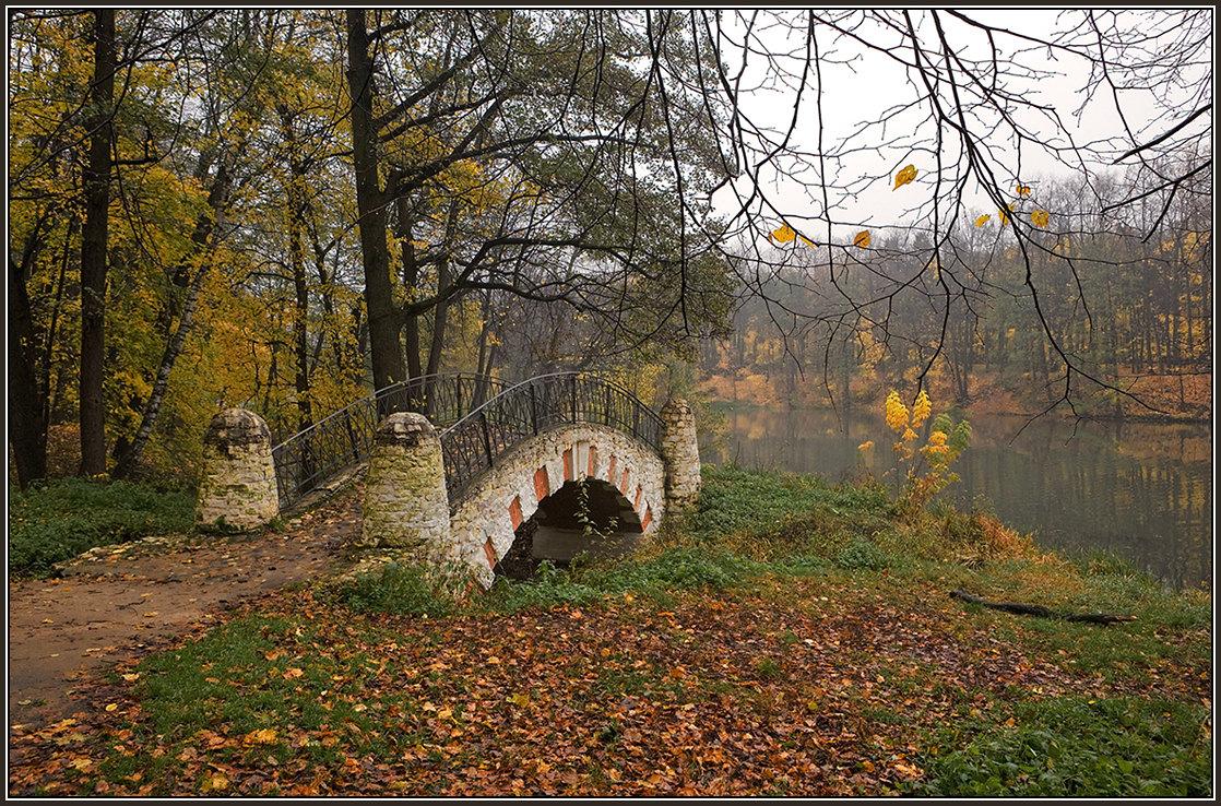 """фото """"Из серии """"Осень в Кузьминках"""""""" метки: пейзаж, архитектура, Кузьминки, осень"""